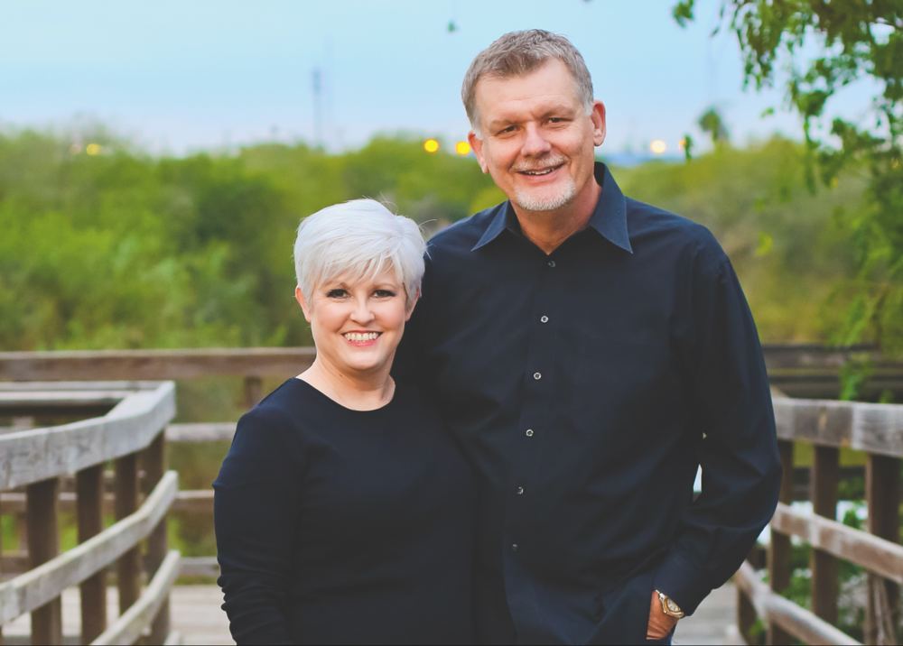 JOHN & TERRY BRADY - SENIOR PASTORSTHE FAMILY CHURCHMCALLEN, TX