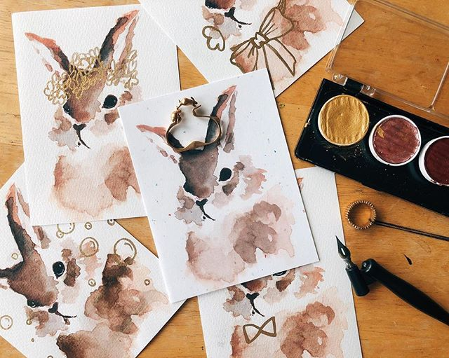 Showing off longtime collaborator @abrthawy 's work. Check out Jessica's website, commission a piece, or buy her some coffee . #multiplylikerabbits #madewithlove #rabbitsofinstagram #うさぎ #bunnylove #bunniesofinstagram #bunnystagram #rabbitstagram #lapin #instabunny #bunniesworldwide #rabbits #instarabbit #sketch #ウサギ #sketchbook #painting #doodle #pencil #instaart #drawings #sketching #artoftheday #pen #ink #creative