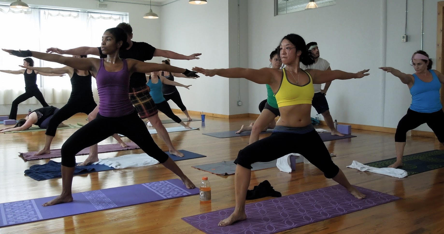 New Student Special   $21 for 21 Days of Unlimited Yoga    Sign Up