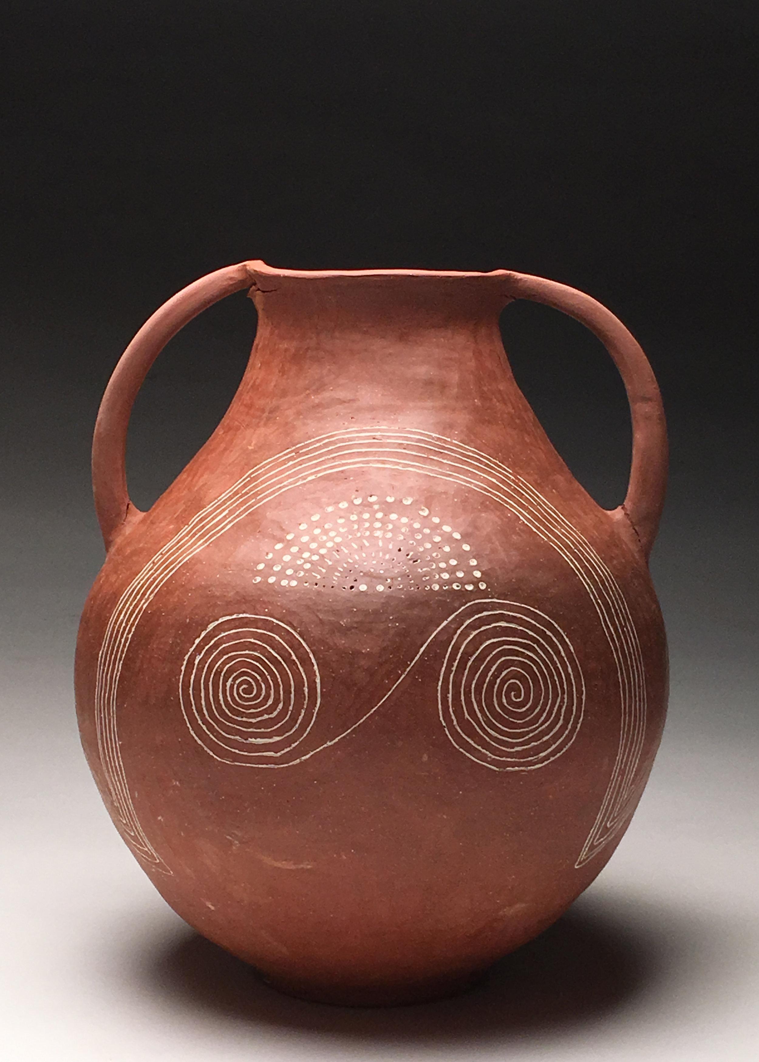 Ceramics I, Historical Replica Coil Pot