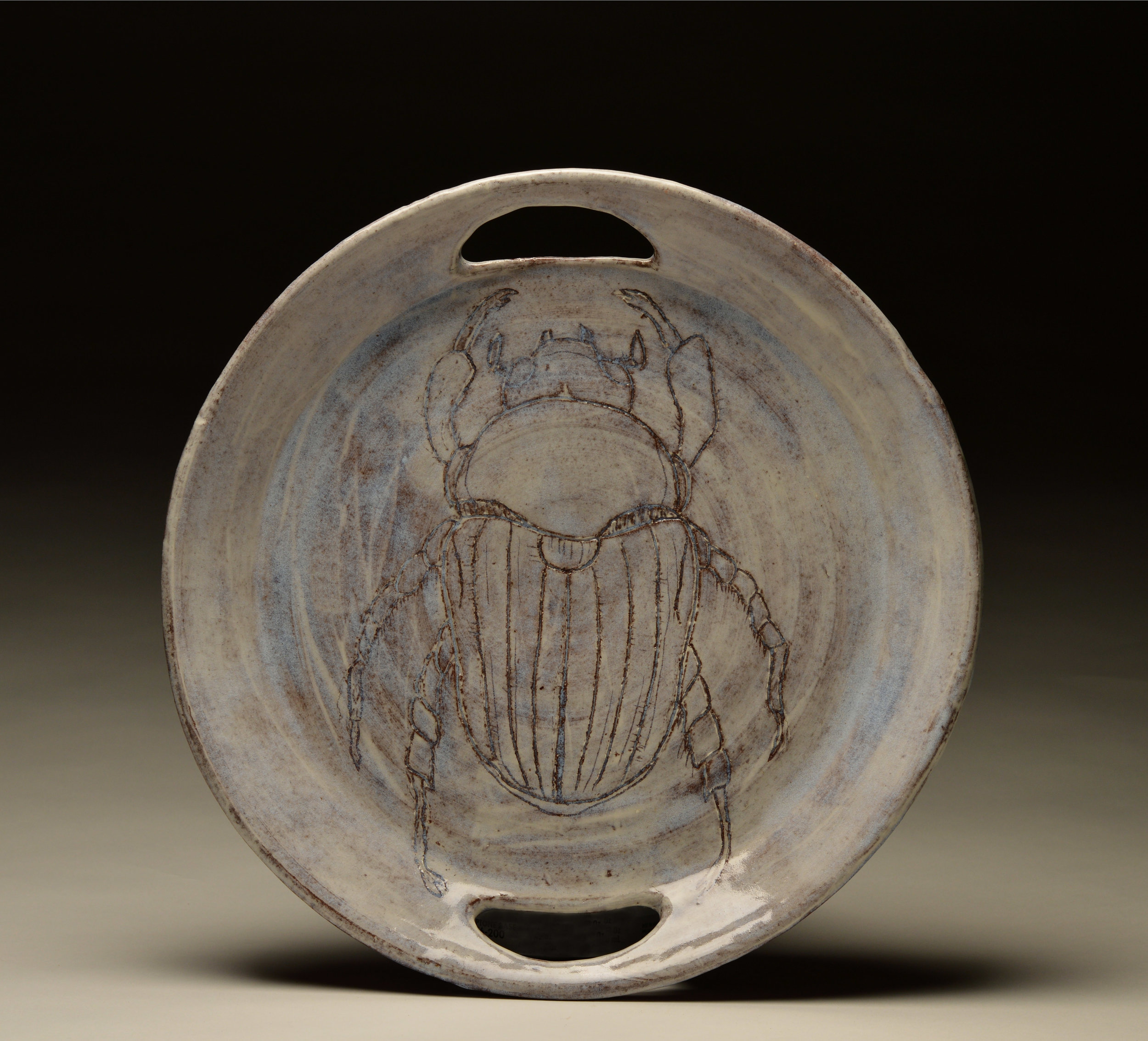 Ceramics II, Serving Platter