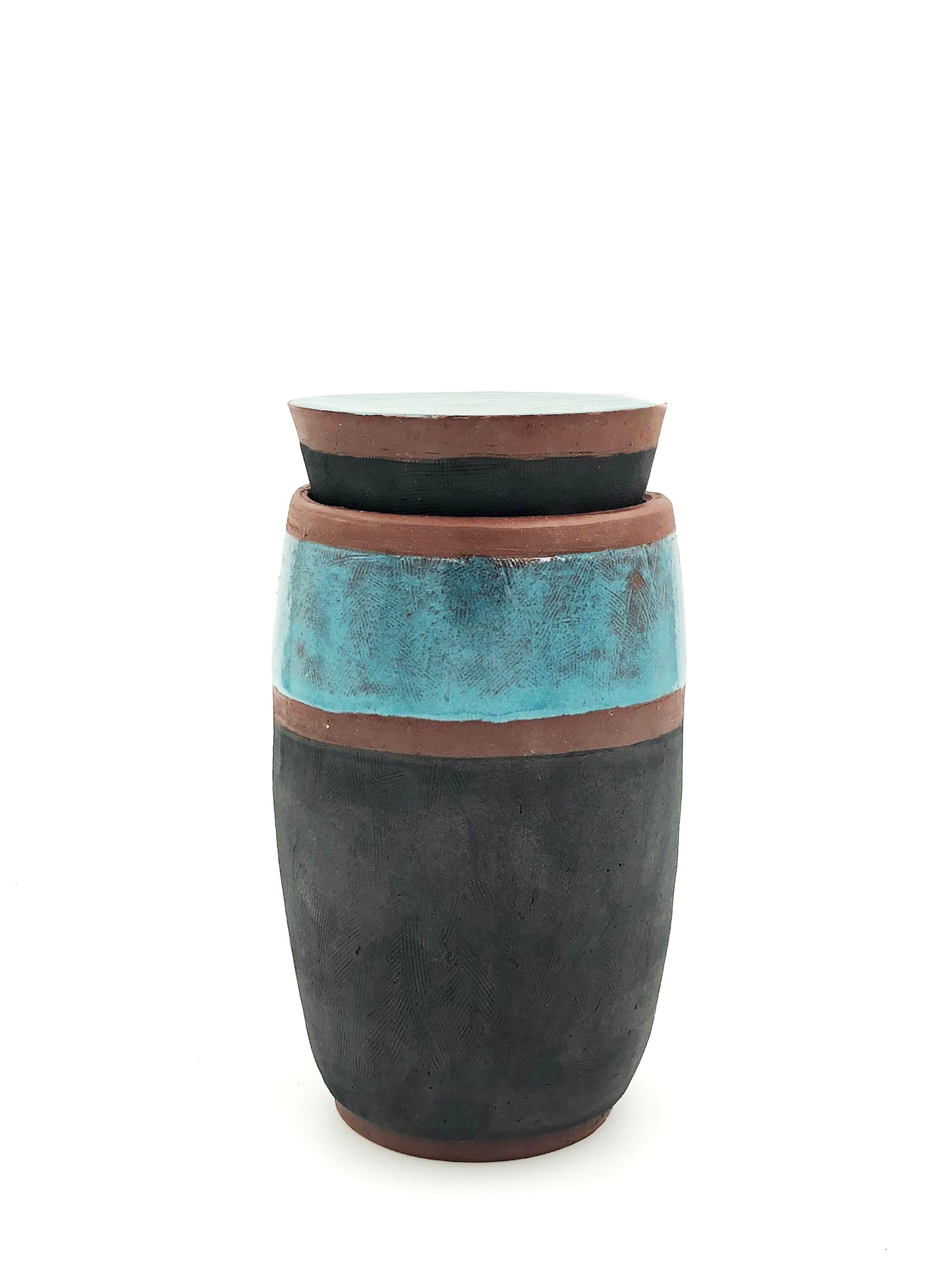Ceramics II, Storage Vessel