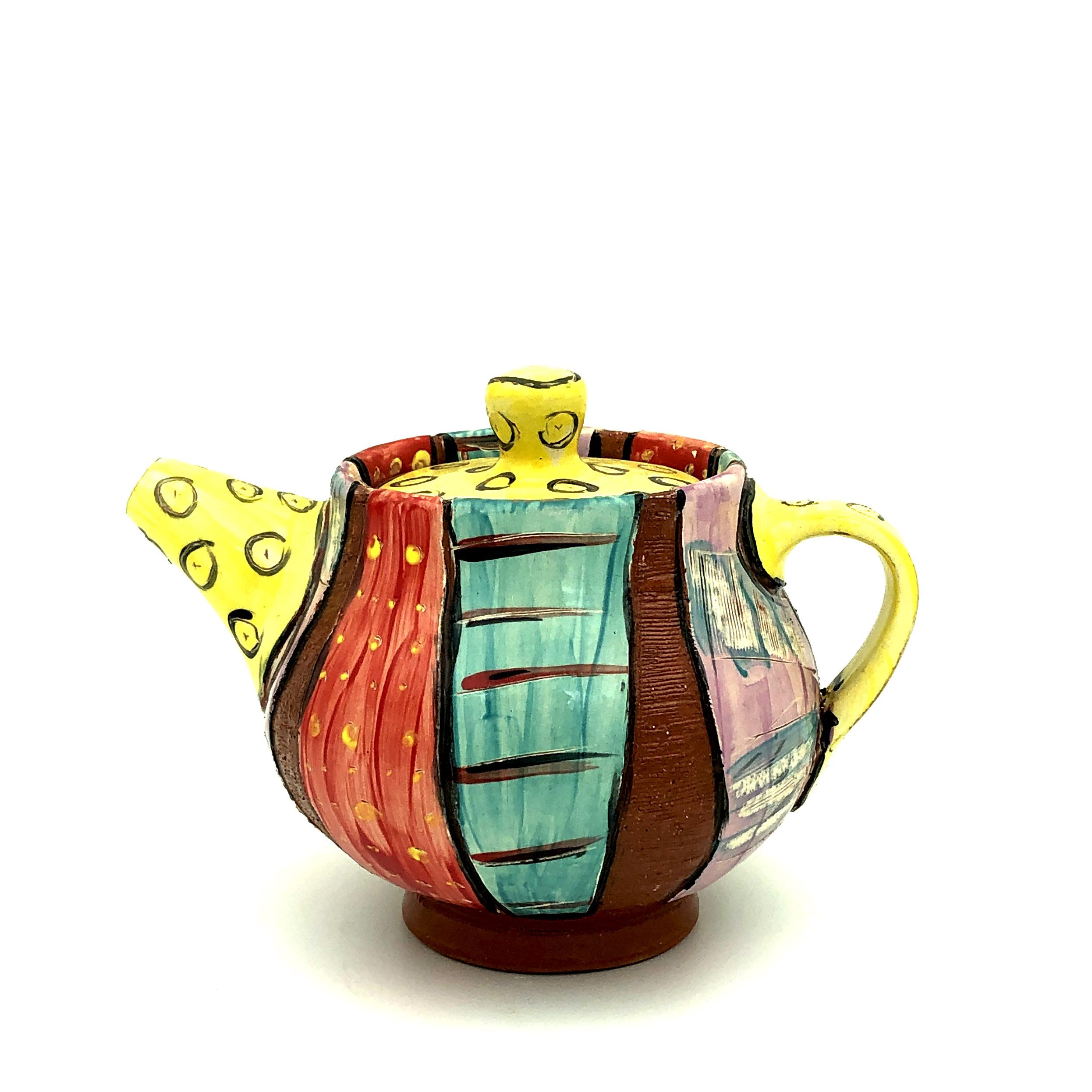 Ceramics IV, Teapot