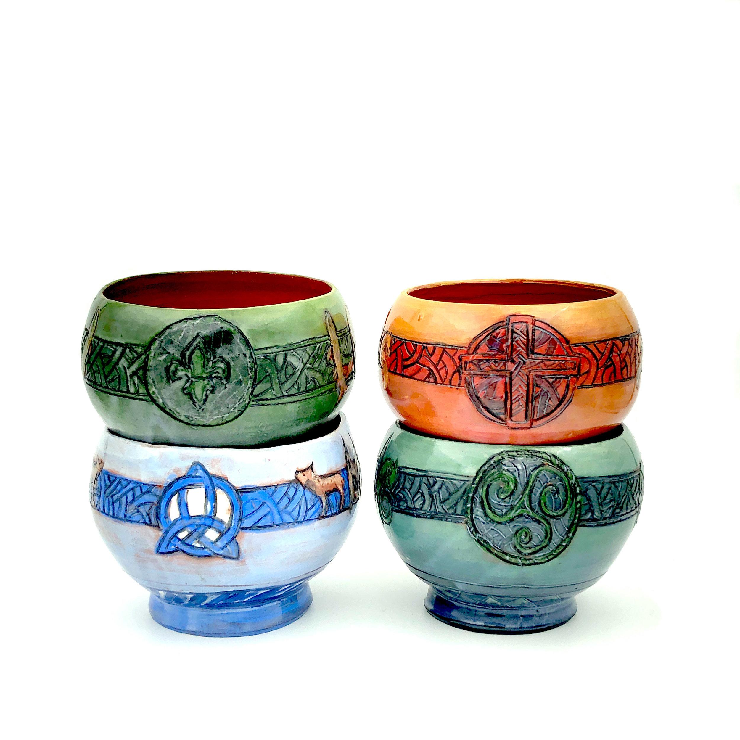 Ceramics I, Bowls