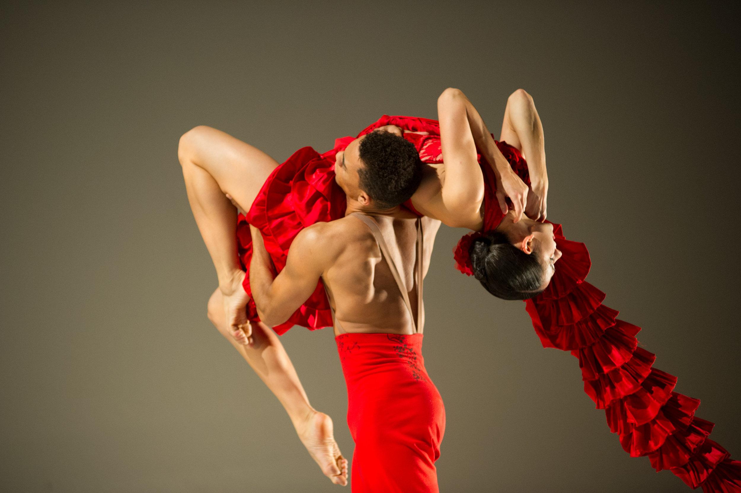 Ballet Hispanico - SEPTEMBER 19