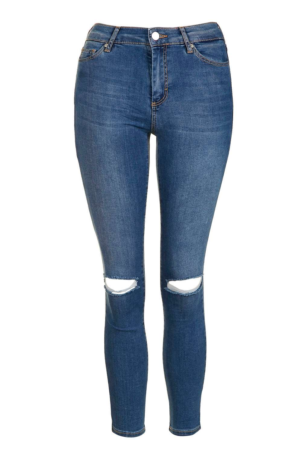 Topshop Leigh jeans, $70