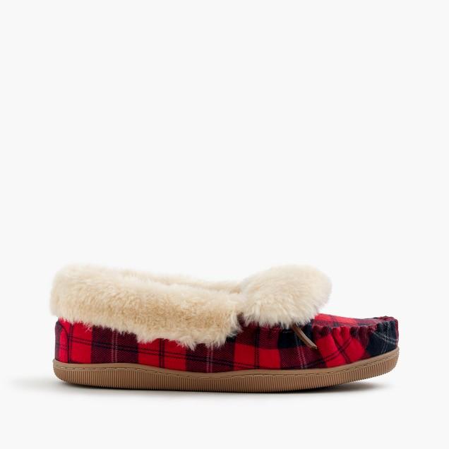 J.Crew slippers, $55