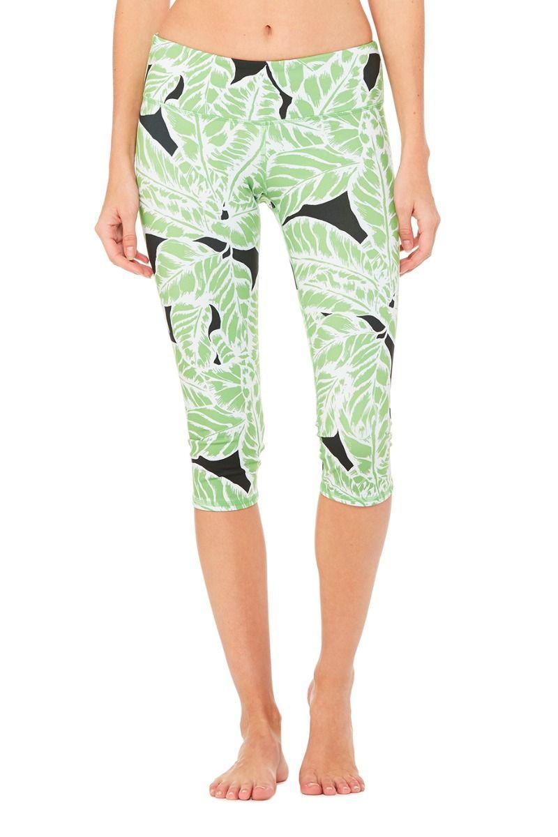 Alo yoga capri pants, $78