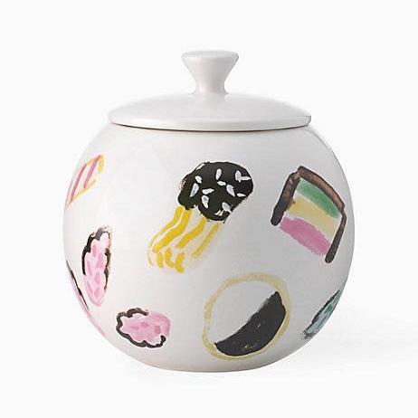 Kate Spade cookie jar, $40