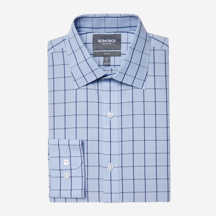 Bonobos made to order dress shirts, $98