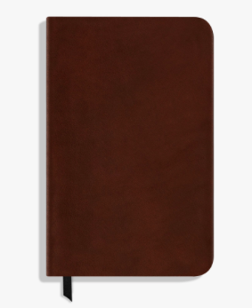 Shinola medium leather journal, Shinola, $48