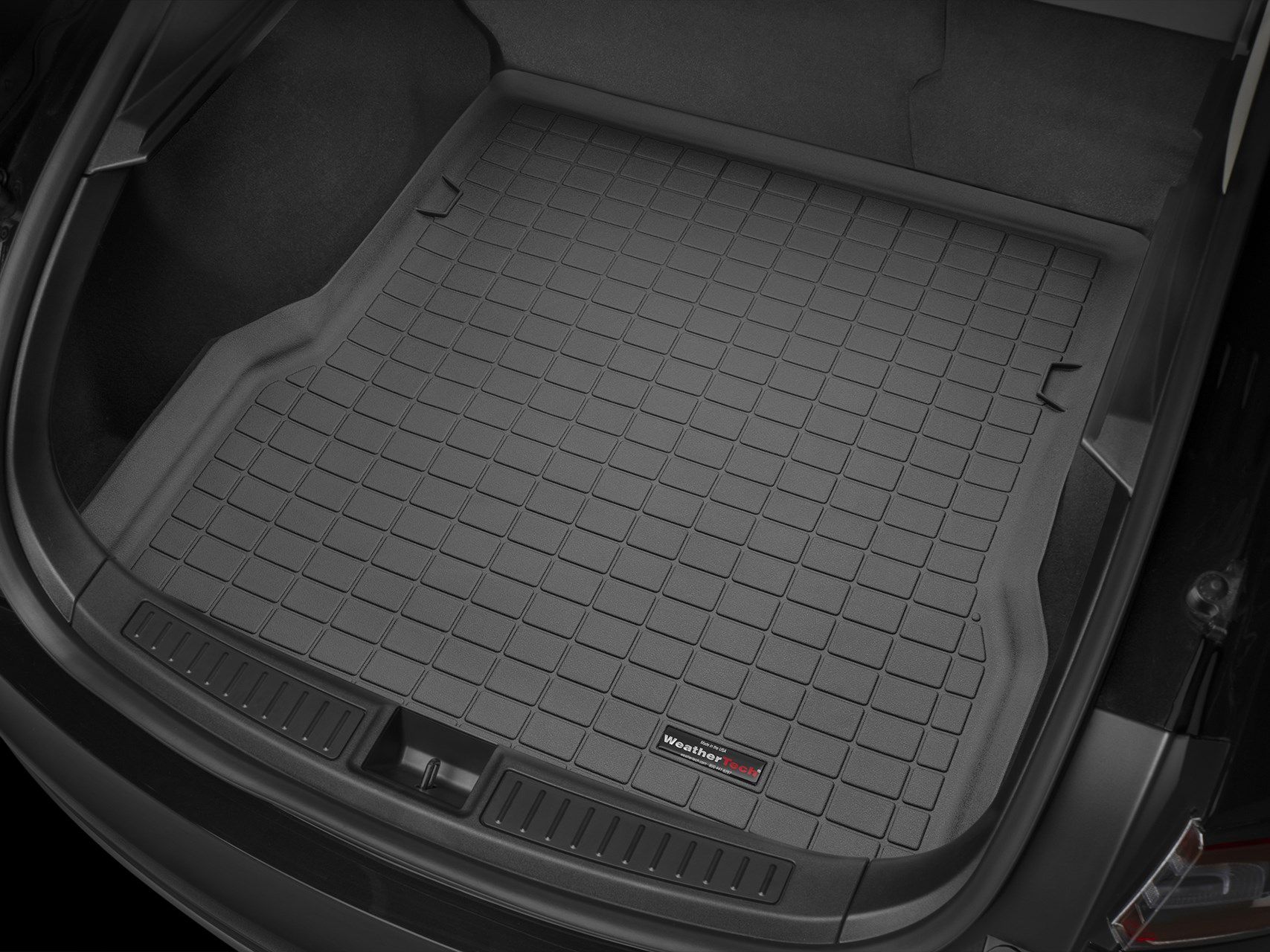 Weathertech cargo truck liner for cars and trucks, ex. $109.95 for a Jeep Grand Cherokee (behind second row seating) trunk liner