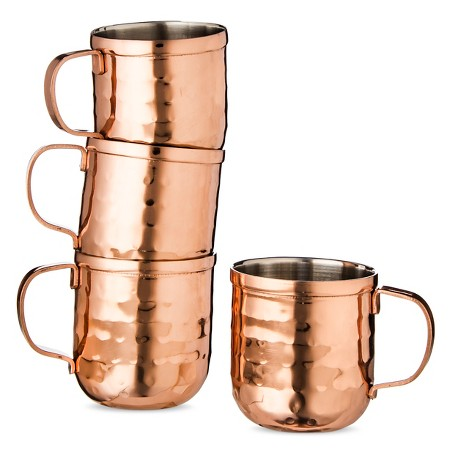 Moscow Mule Shot Glasses
