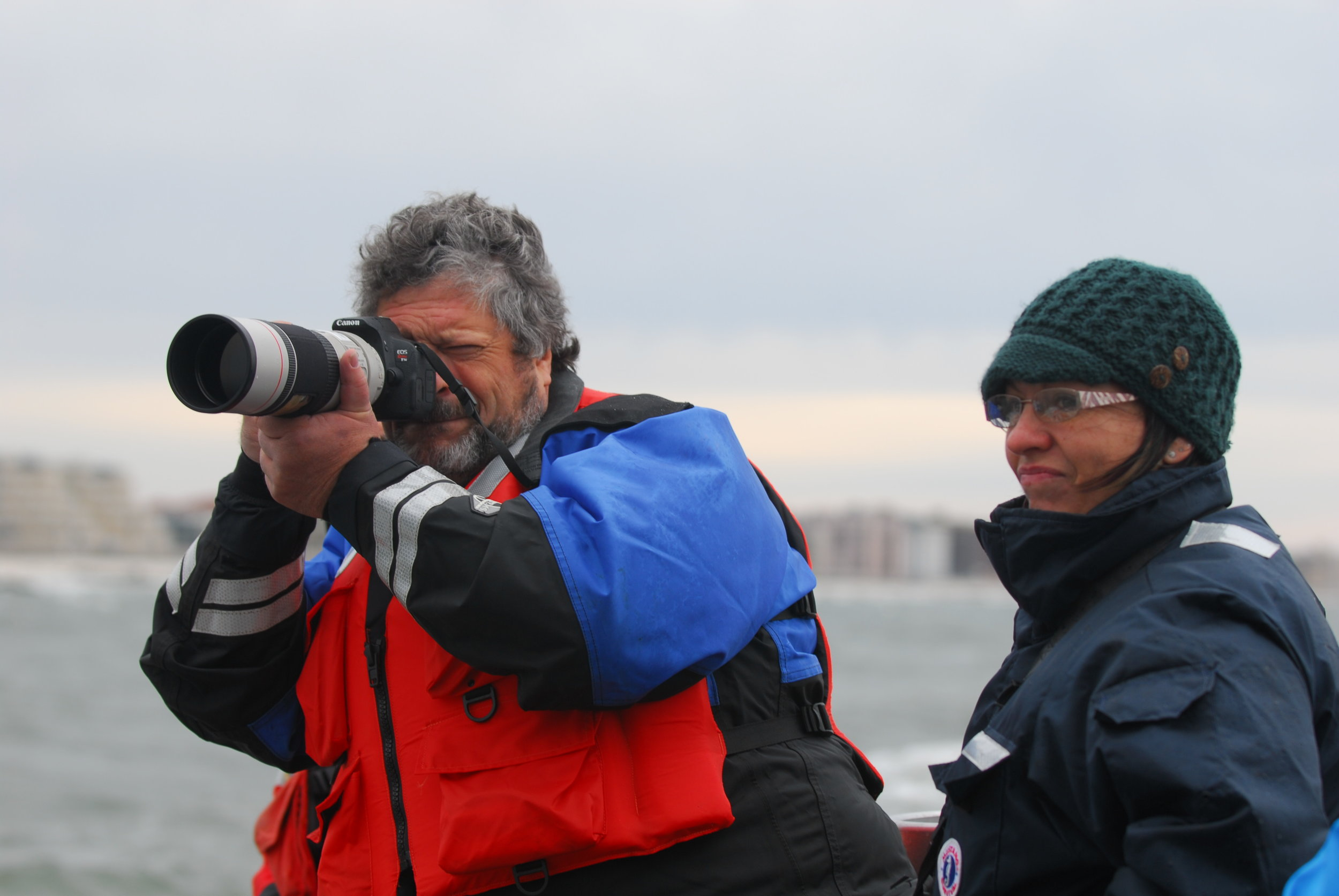 Rob DiGiovanni and Mendy Garron_US Coast Guard Photo.JPG