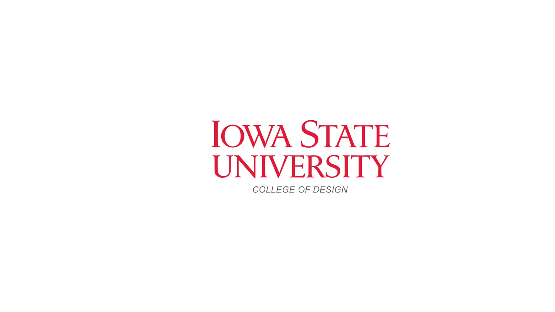 2018 ISU-CoD Graduate  Masters of Landscape Architecture  Masters of Urban Design