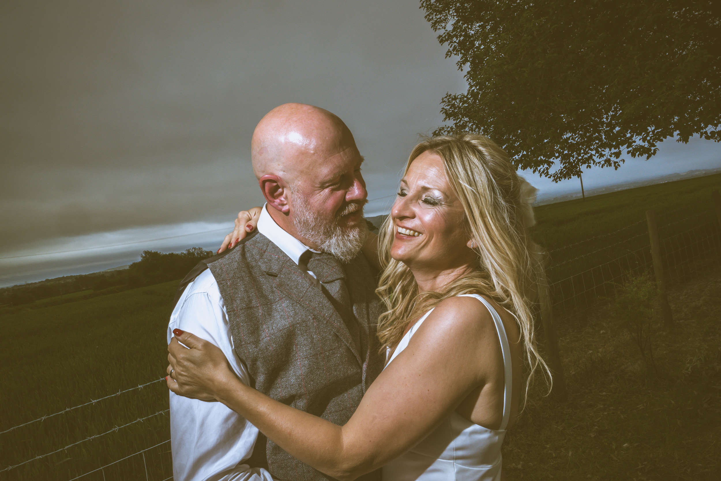 Harry & Rachael's wedding, Mold registry office