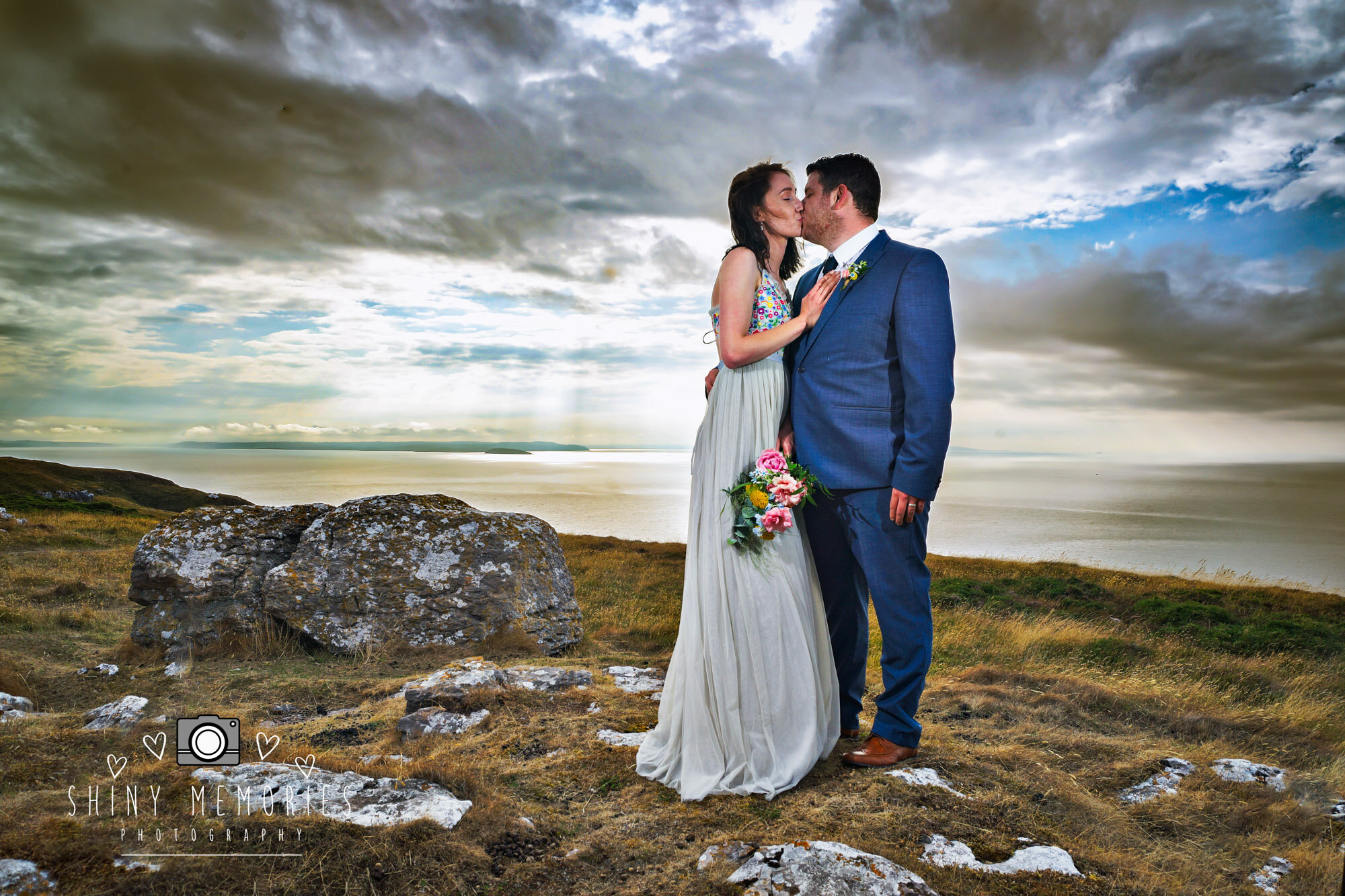 Shiny Memories North Wales Wedding Photographers - The Beaches - Pentre Mawr Country House-8.jpg