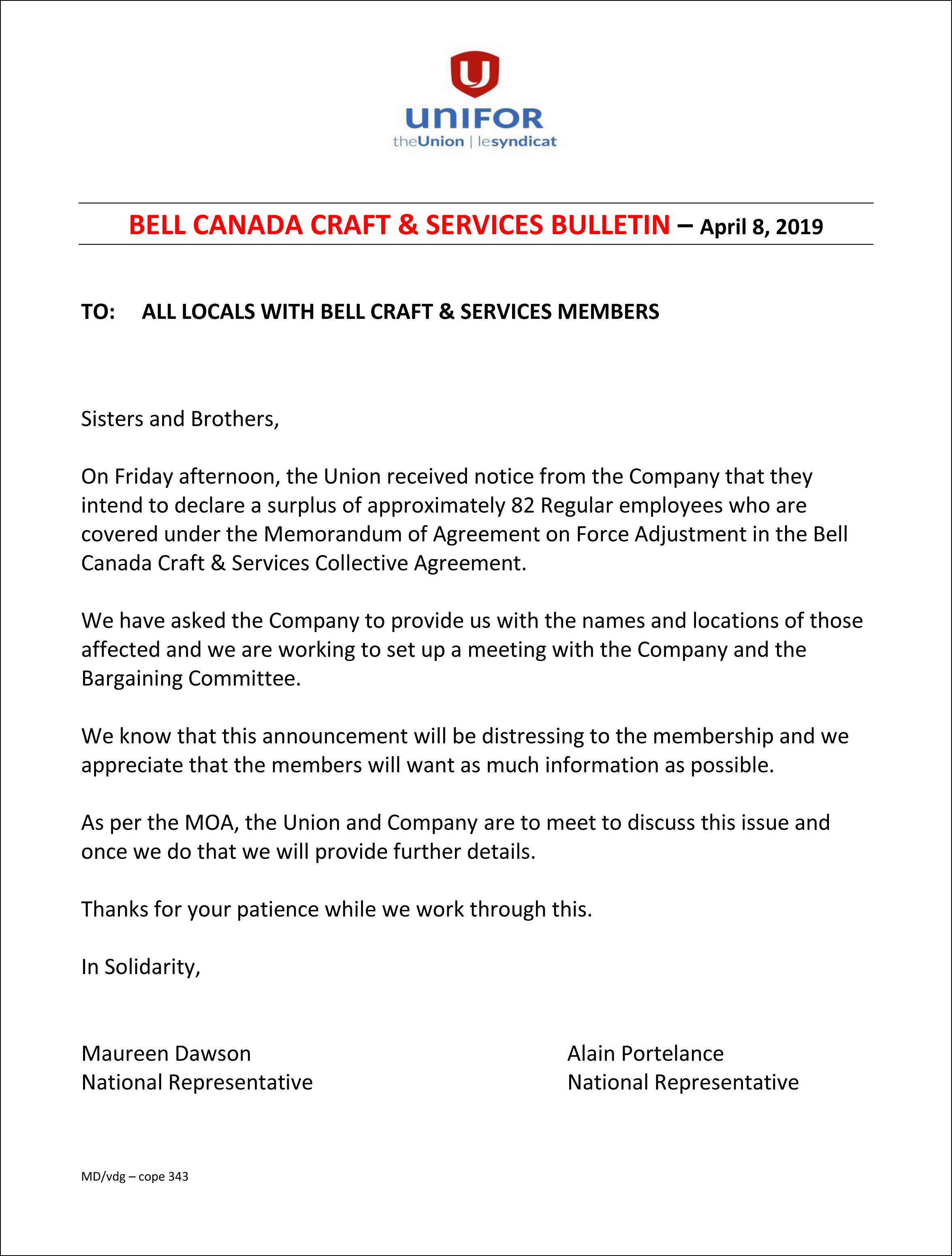 Bell Canada Craft Services Bulletin -  April 2019.jpg