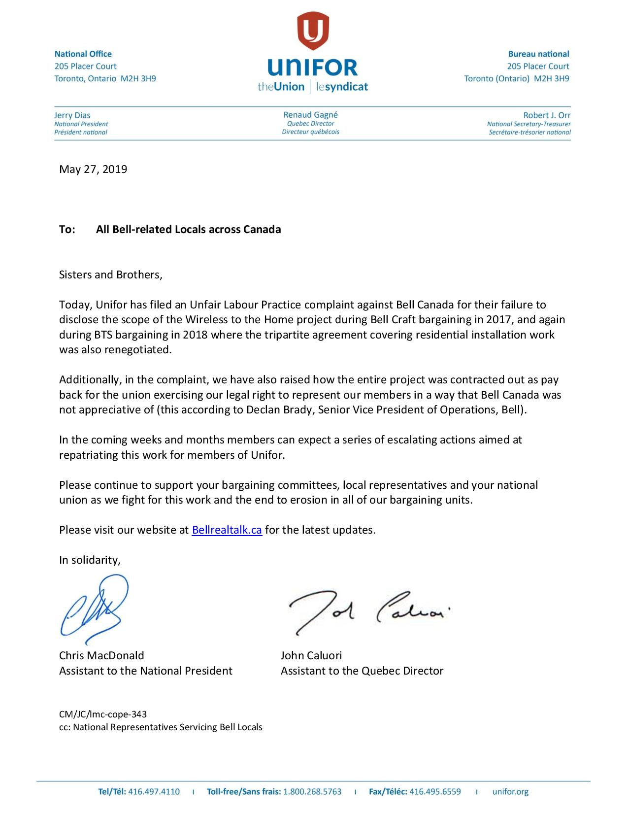 Letter to Bell locals re ULP May 27.2019-page-001.jpg