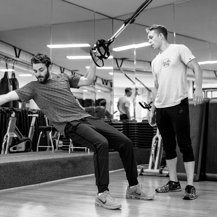 IN-HOUSE PERSONAL TRAINING -
