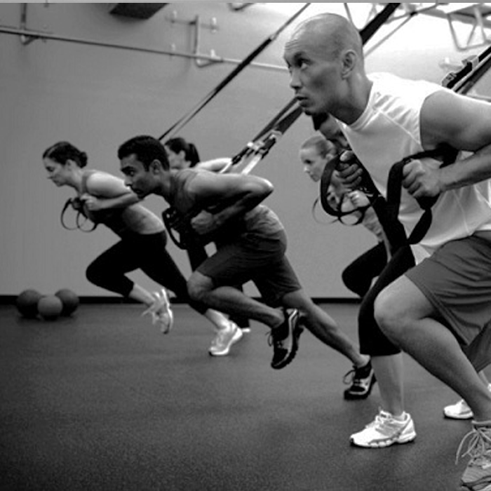 GROUP FITNESS CLASSES INCLUDED -