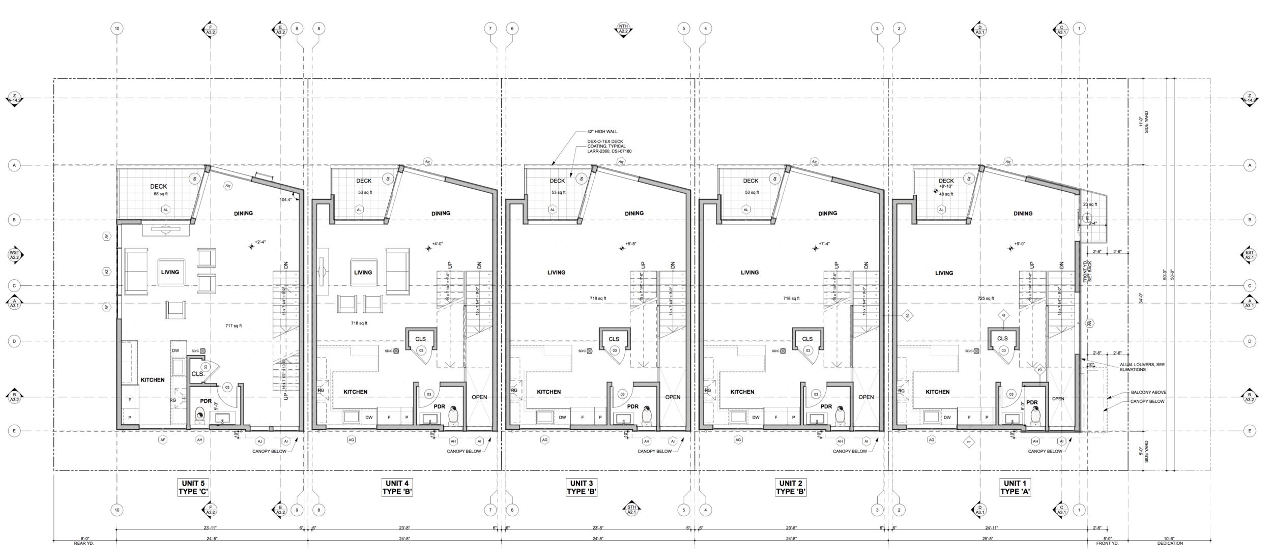 Floor Plans Glendale 5