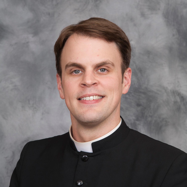 FR. CHRIS DECKER host, executive prodcuer