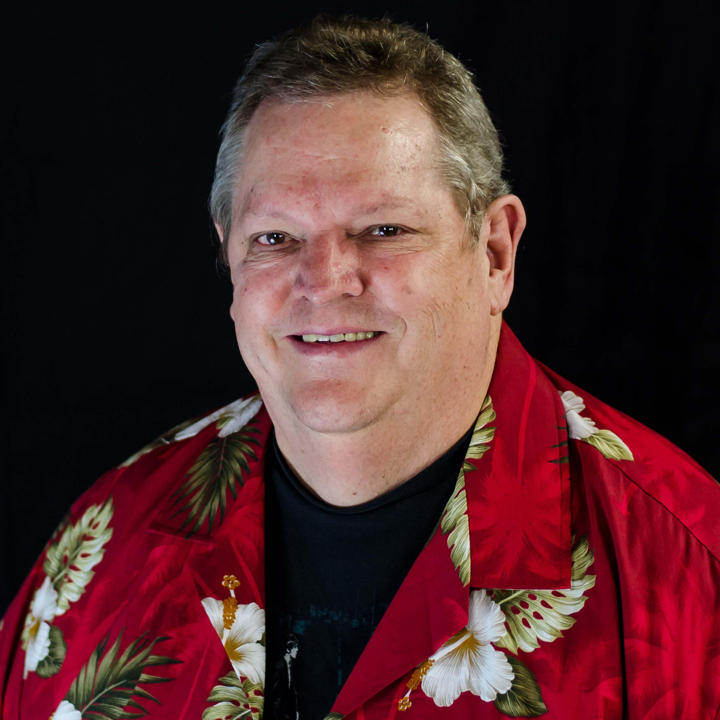 JEFF BLACKWELL technical director, panelist