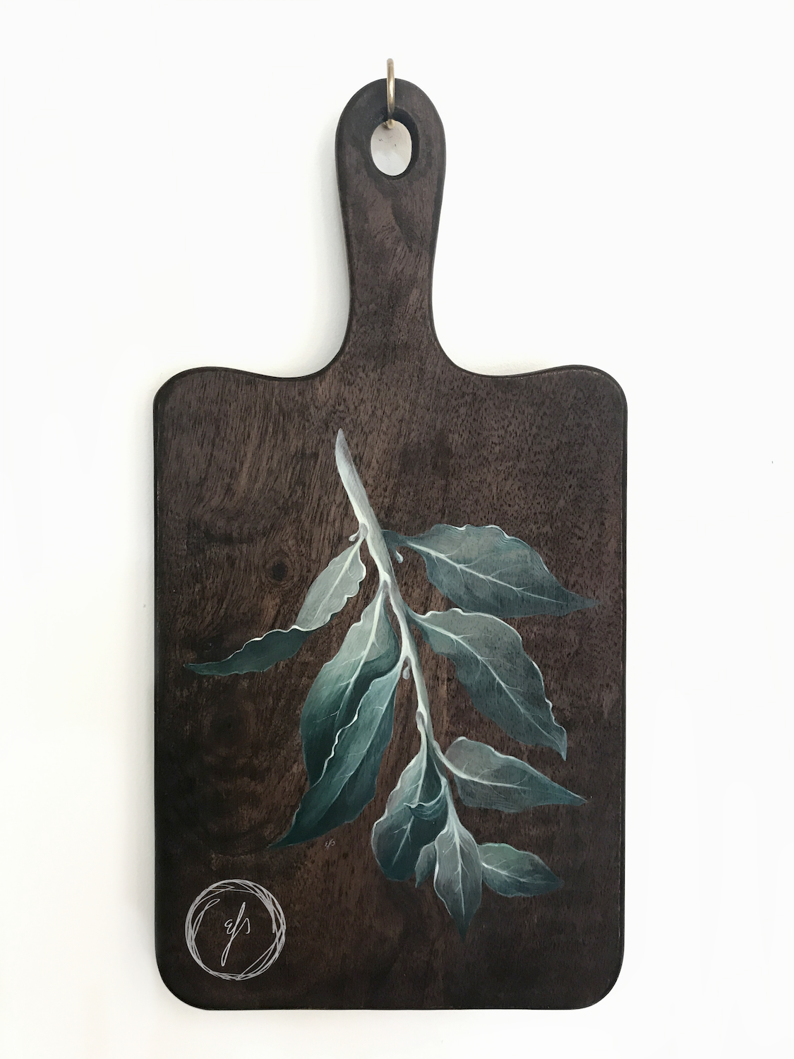 Herb Series No. 1 | Bay Leaves