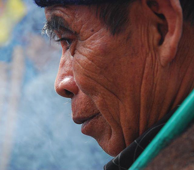 There's beauty in every shot. Wisdom in every wrinkle. Silence in each wisp of smoke.