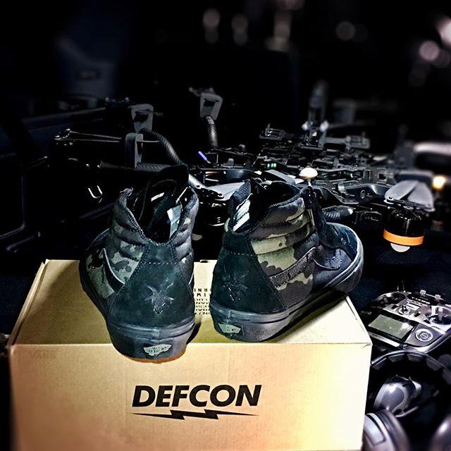 New night #multicamvans flight gear - Thank you @defcon_1