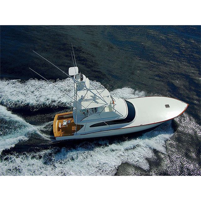 The leading lady; Mimi #garlingtonyachts #61 #flybridge #sportfishing #mimi #designedtofishtheworld #customdesign