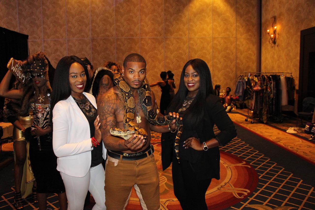 Orlando African Fashion Week - Wyndham Garden, Orlando