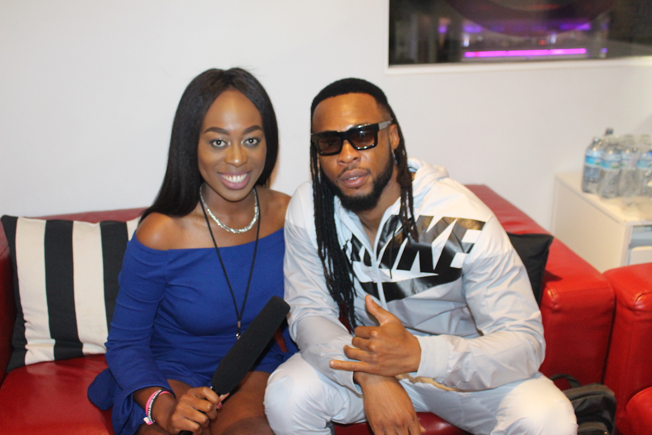 Flavour X Concert - Echo Stage, Washington D.C