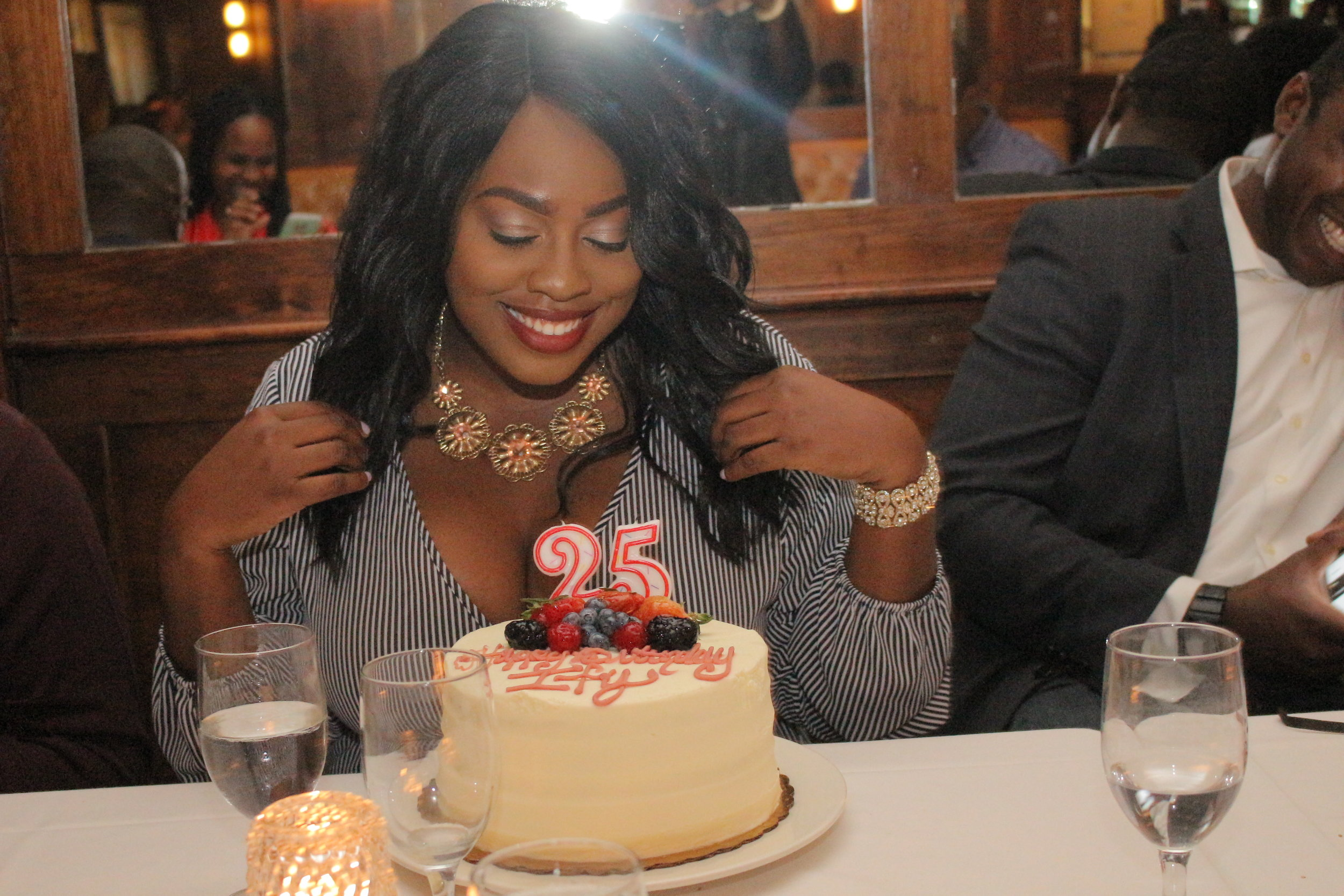 Ify's Birthday Soiree - Tommys Cuisine, New Orleans