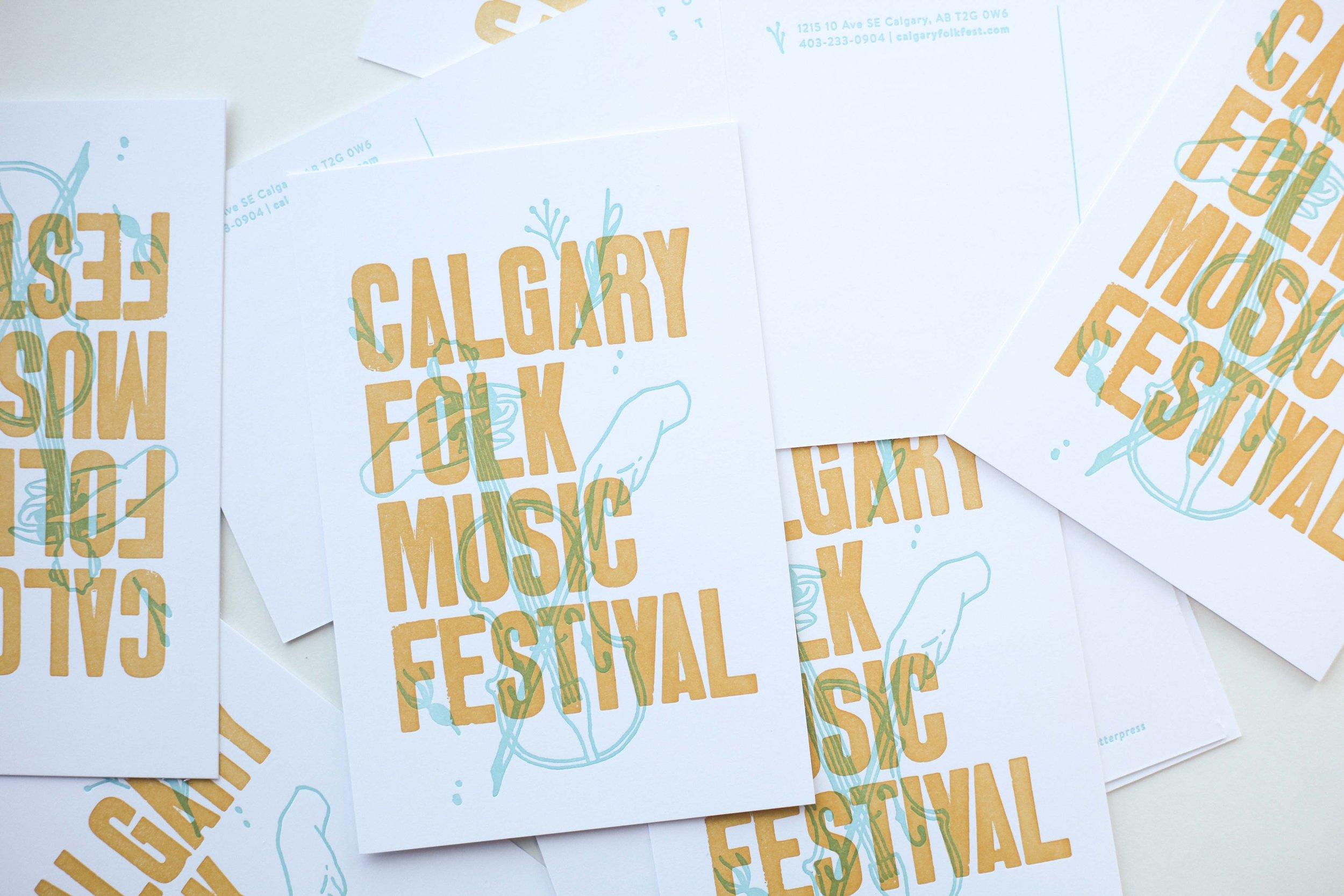 Calgary Folk Music Festival '19