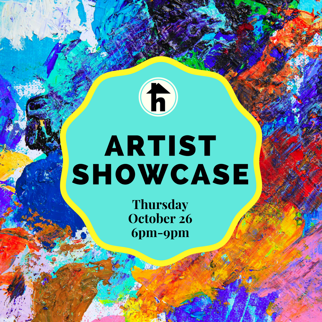 Fall Art Showcase