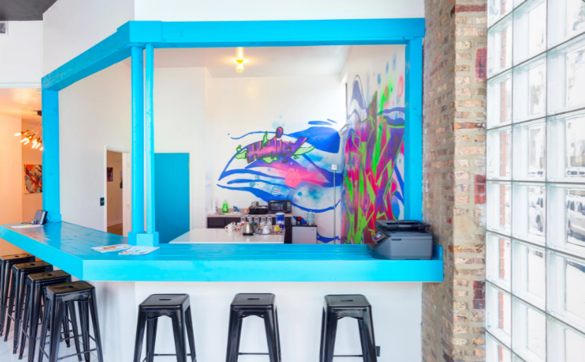 Chicago coworking and event space