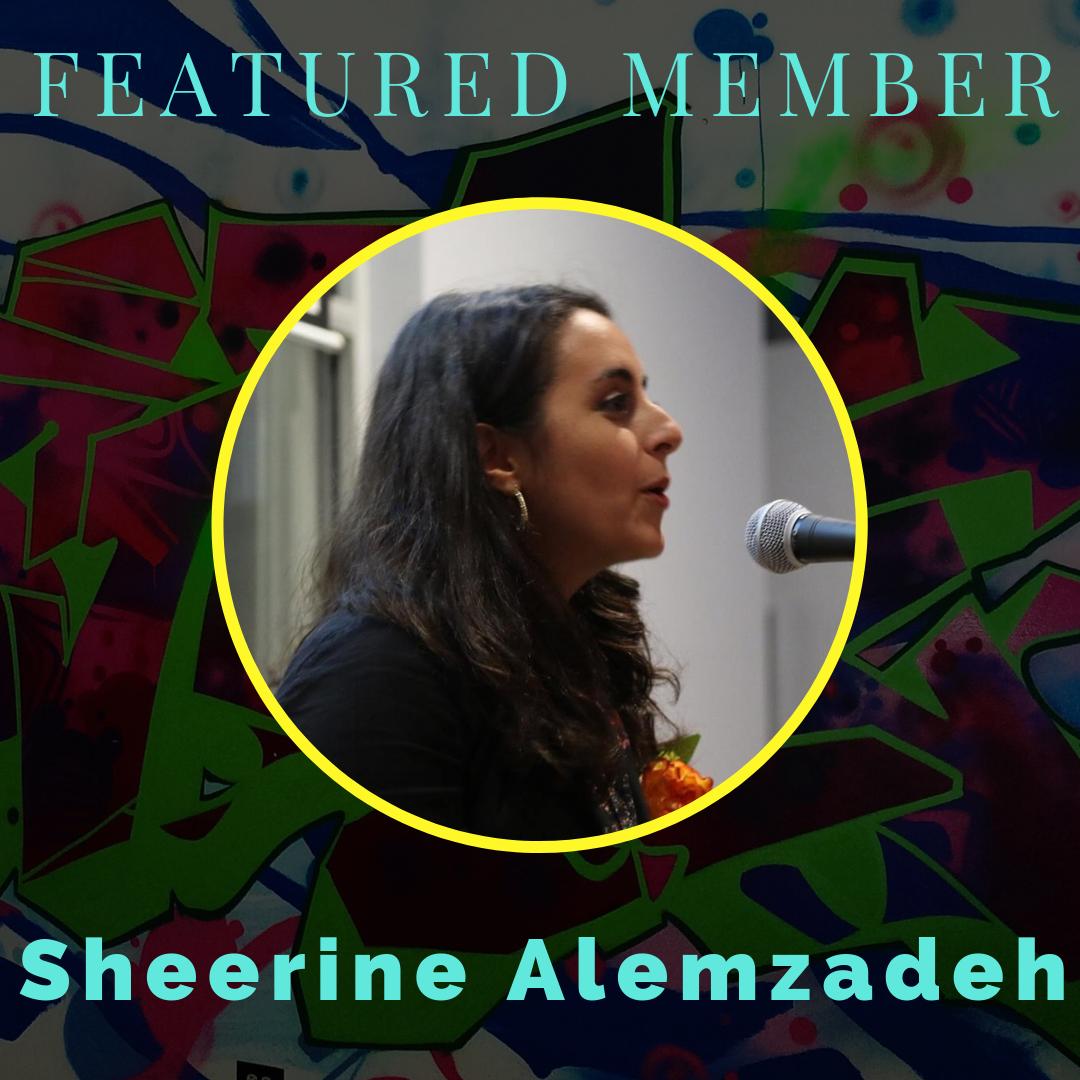 Sheerine Alemzadeh