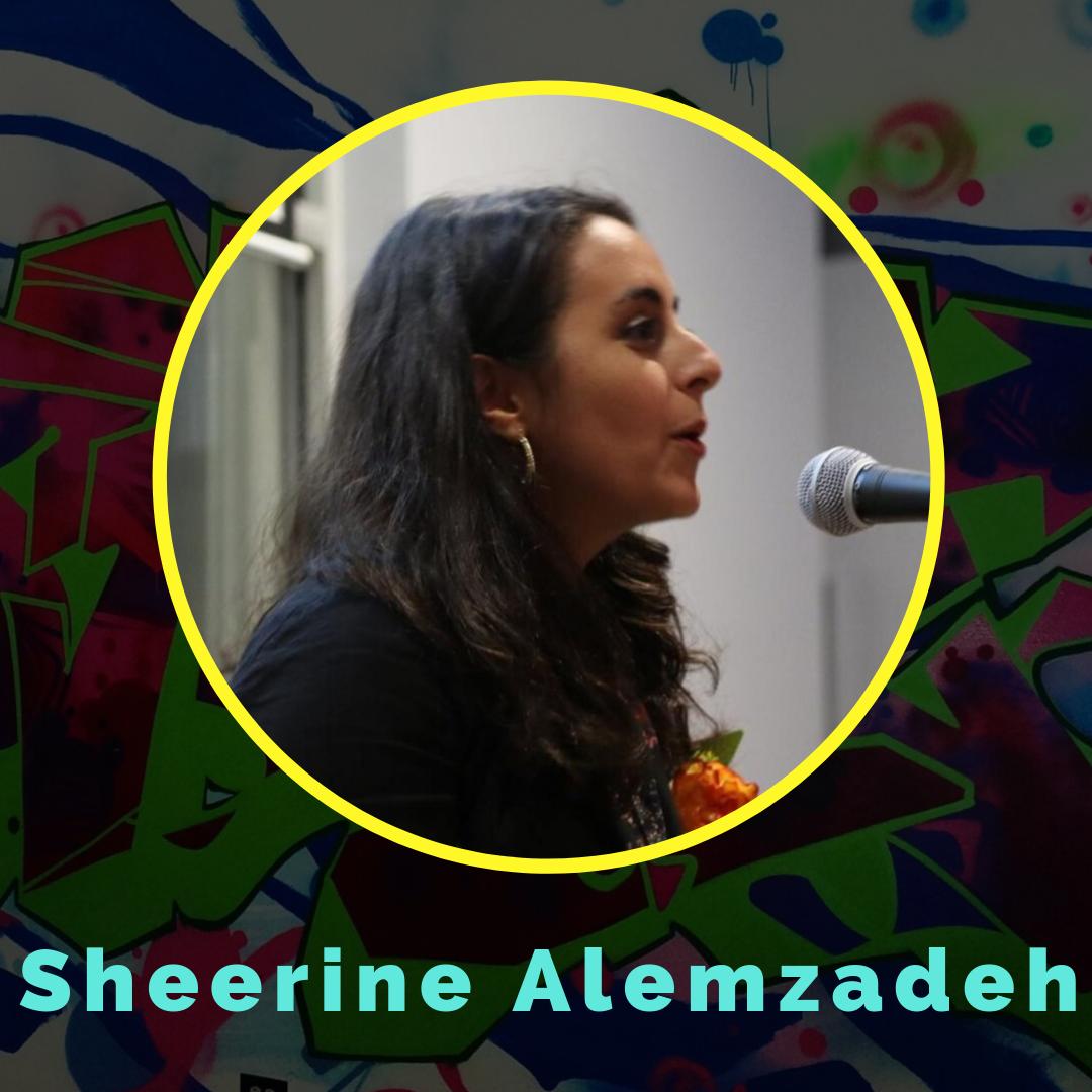 Sheerine Almezadeh
