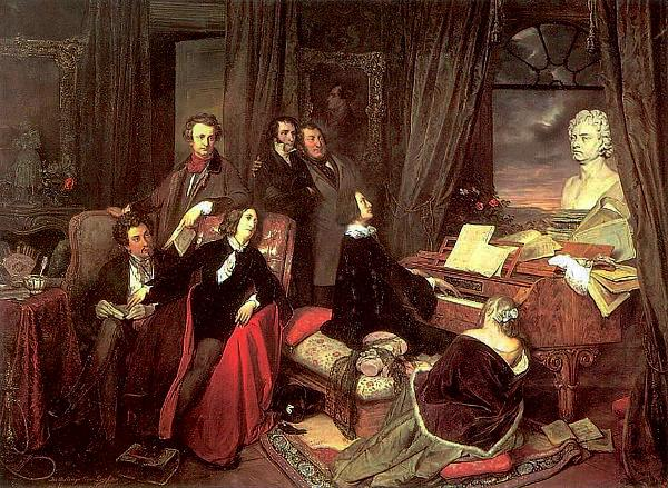 the veneration of Beethoven