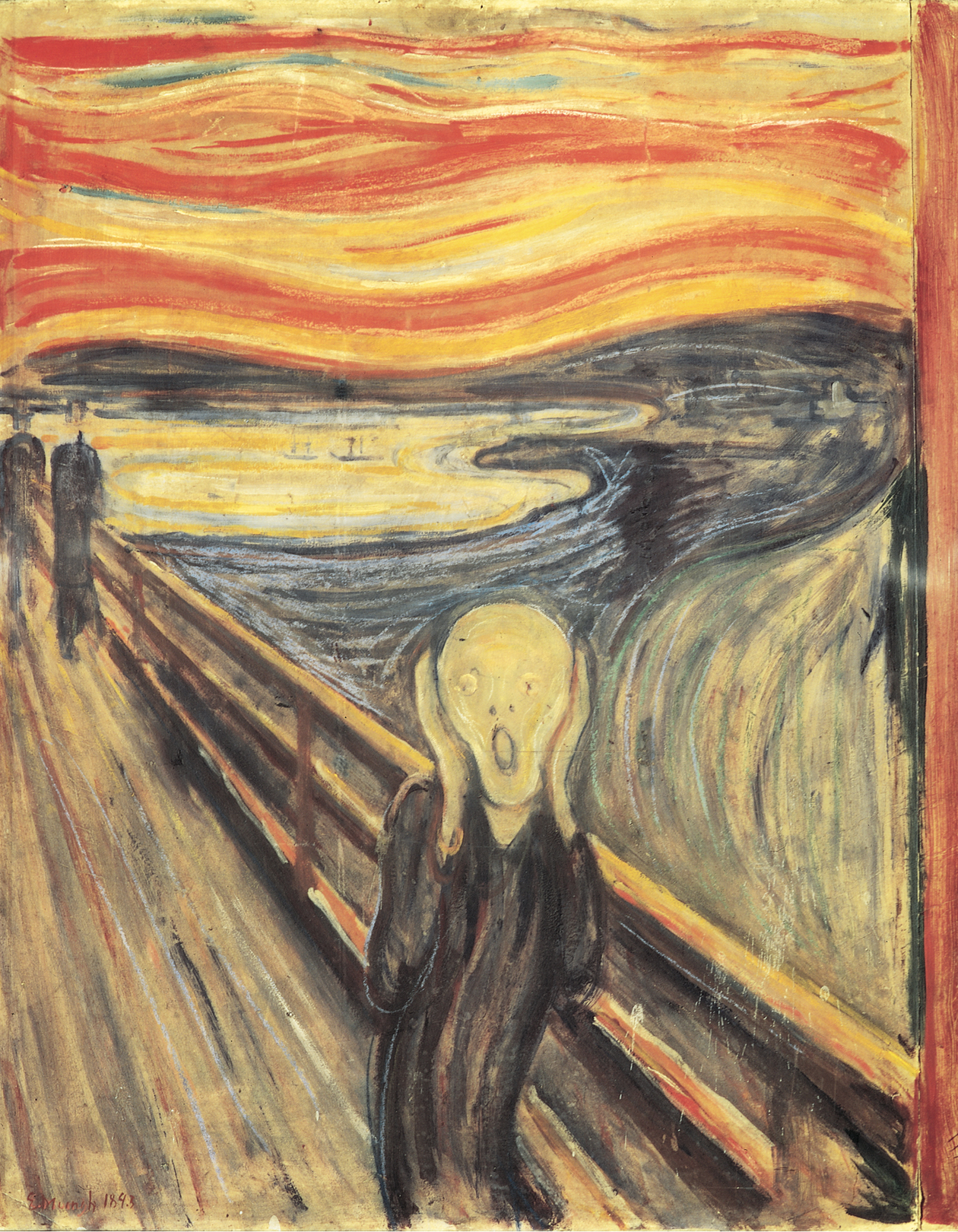 Munch: The Scream