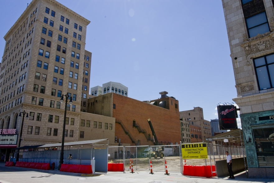 Little Caesars to break ground today for new headquarters in downtown Detroit   By Crain's Detroit Business