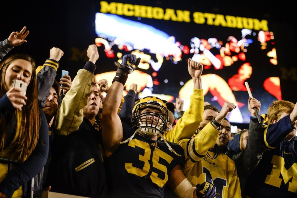 U-M listed as top public university in America in new rankings   By Martin Slagter, MLIVE