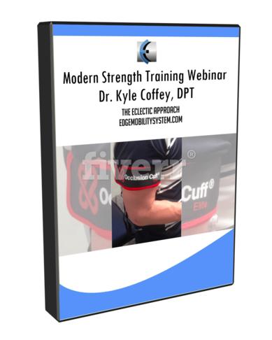 Modern Strength Training Webinar
