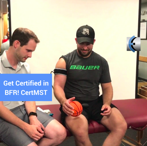 Get certified in BFR with CertMST!