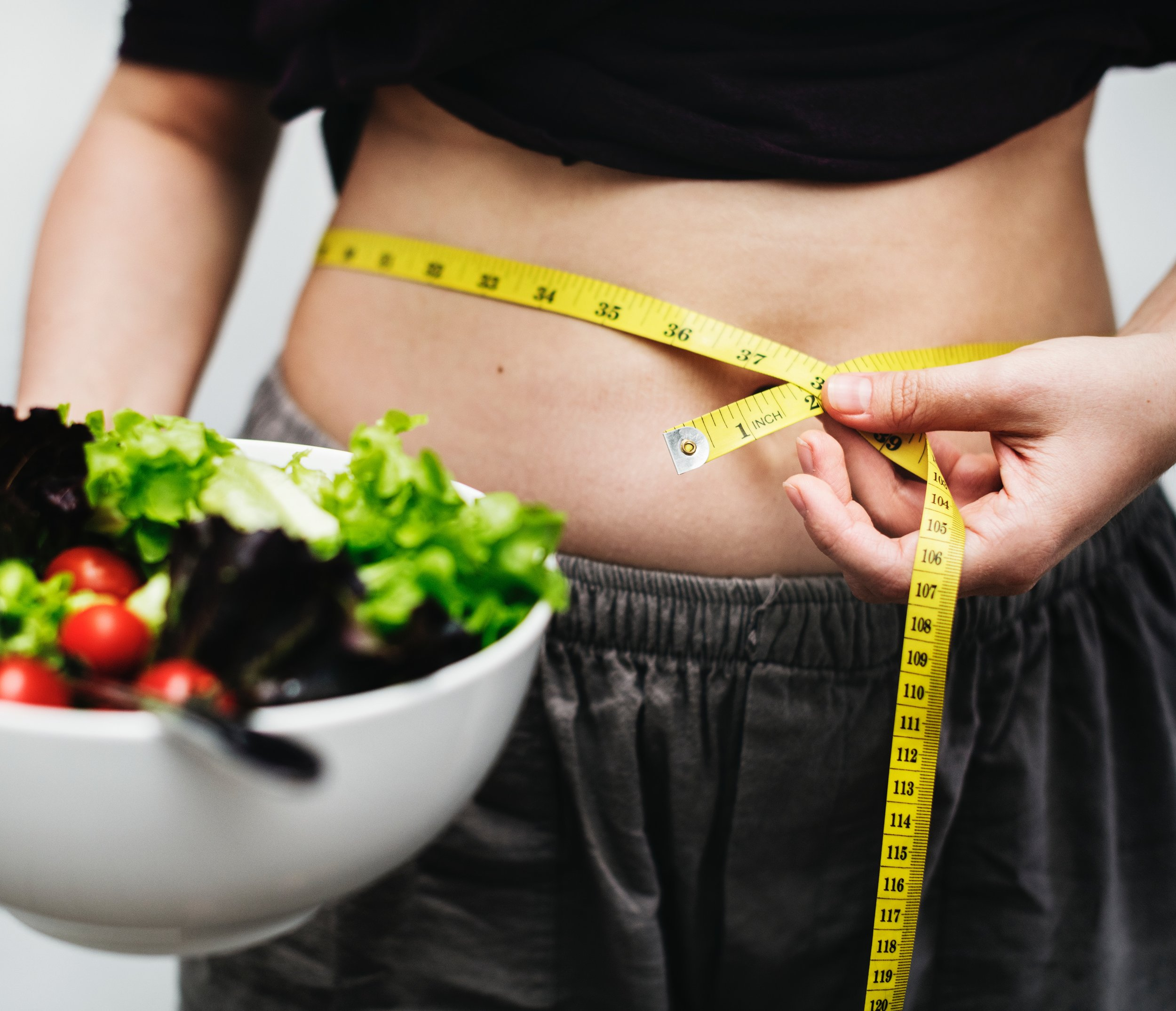 Do you lose weight after d c