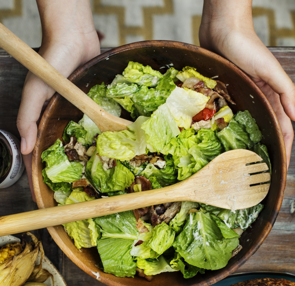hcg diet salad dressing vinaigrette recipe