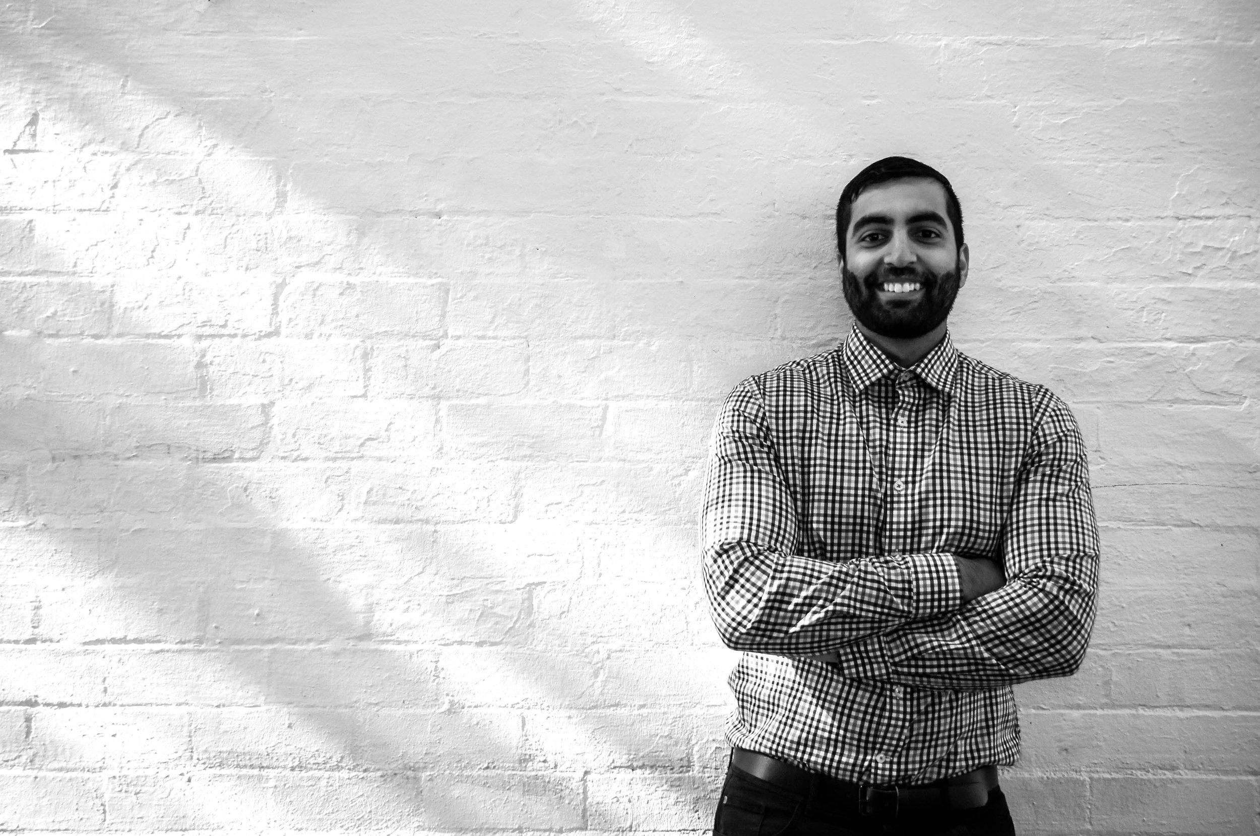 Jonathon Charan | Graduate of Architecture