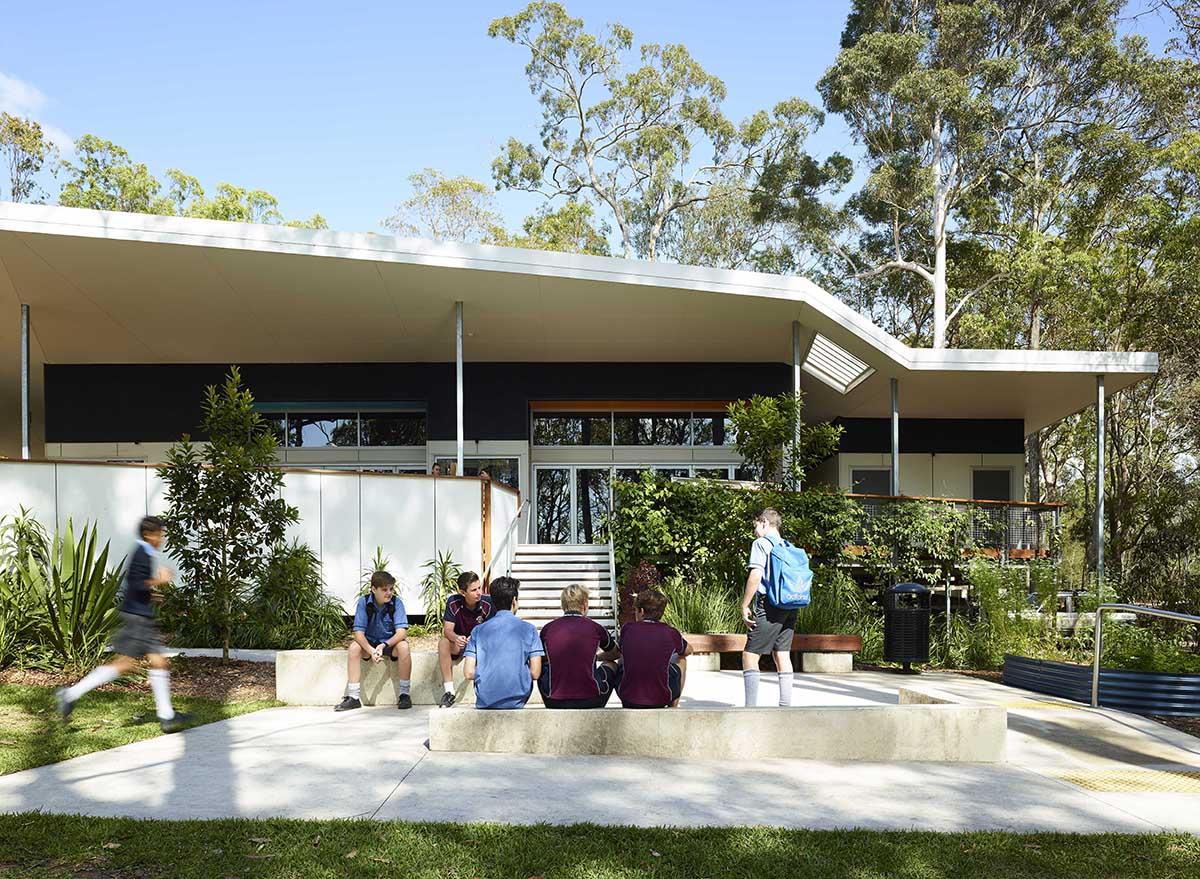Year 7 Kimberley College by Guymer Bailey